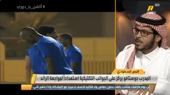 """بالفيديو..محمد العميري:إذا عاش النصراويين في مقارنات مع الهلال أوالاهلي فلن يقدموا شيء.. لا تعيشوا في """"أطلال الماضي"""""""