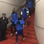 بالفيديو .. لحظة دخول لاعبي الهلال إلى أرضية ملعب السايتاما