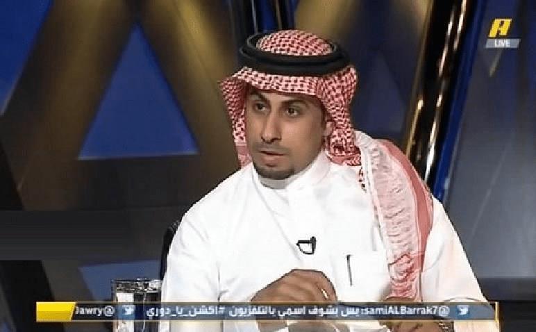 محمد شنوان العنزي يطقطق على الهلال بعد هزيمته من الفيحاء