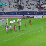 """بالفيديو.. العراق يفلت من الهزيمة أمام البحرين بتعادل مثير في """"خليجي 23 """""""