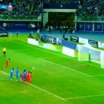 بالفيديو.. منتخب الكويت يودع خليجي 23 بخسارته 1-0 أمام عمان