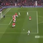 بالفيديو… مانشستر يونايتد يتعادل بأعجوبة أمام بيرنلي في الدوري الإنجليزي