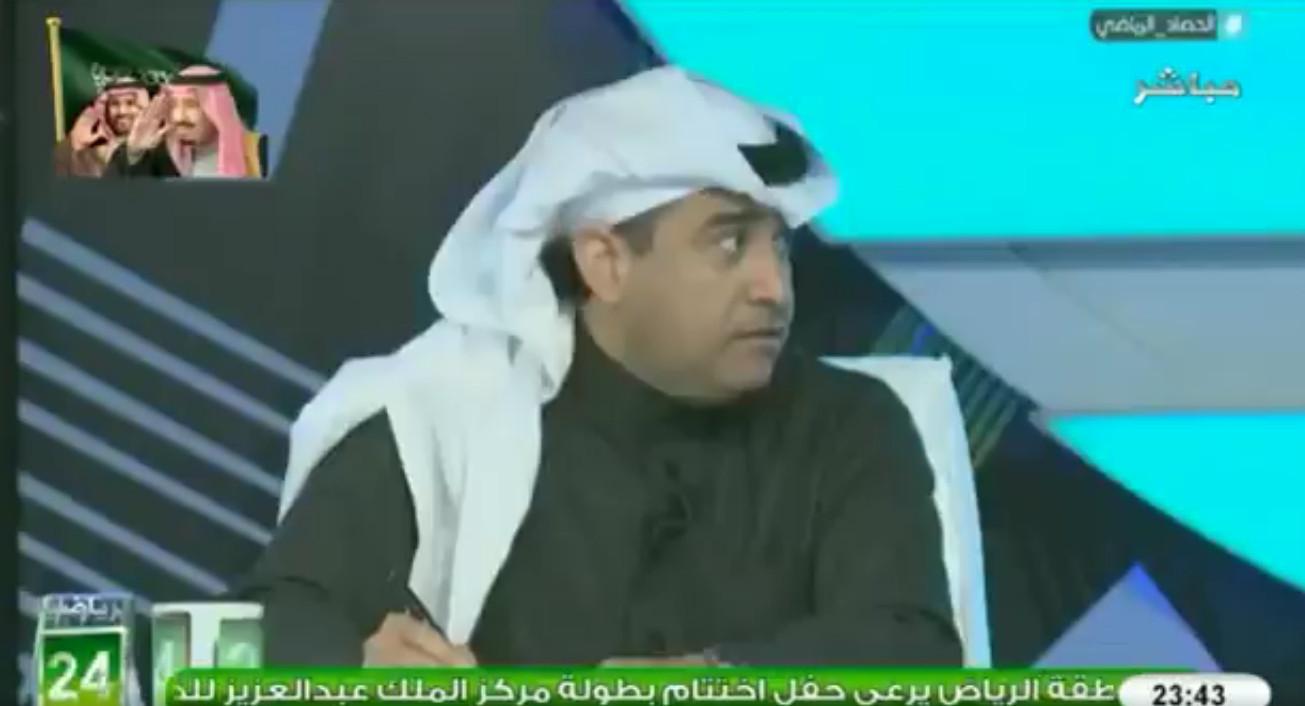 بالفيديو: محمد الغامدي : هذا الفريق هو افضل فرق الدوري حتى الآن؟!