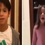 بالفيديو.. ابنا البرازيلي إيلتون خوزيه يرددان النشيد الوطني السعودي بطلاقه