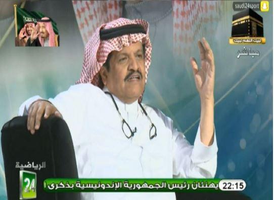 عدنان جستنيه: لولا هذا الشخص لخرج الهلال مهزوما..ومغرد يعلق: هو من أنقذكم امام الكوكب!