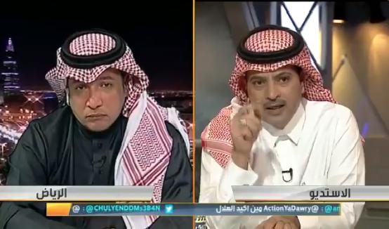 بالفيديو.. عبدالله بن زنان: هناك توأمة بين الهلال ولجنة الانضباط..  وعادل التويجري يرد!