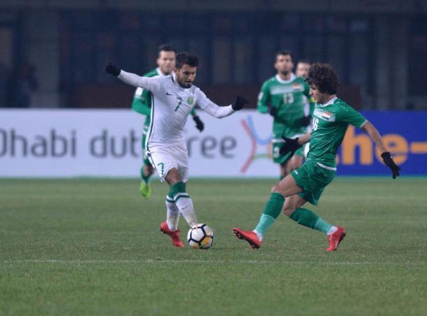 الأخضر الأولمبي يتعادل في ثاني مبارياته بكأس آسيا