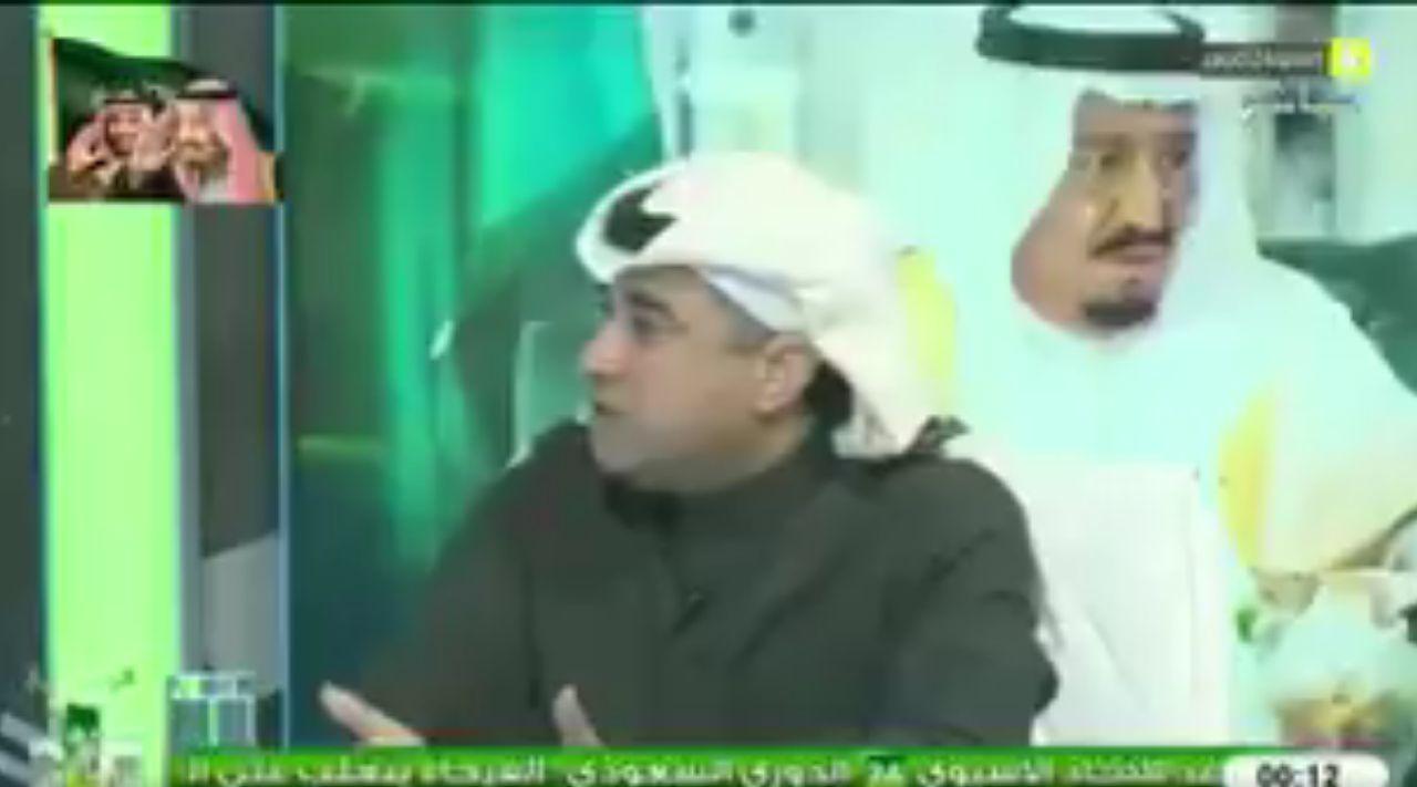 بالفيديو: محمد الغامدي: من يكون الهلال لينتفض الاتحاد أمامه!