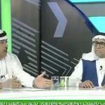 بالفيديو: فهد الطخيم لـعبدالرحمن السماري:أنت مضغوط من نادي النصر!