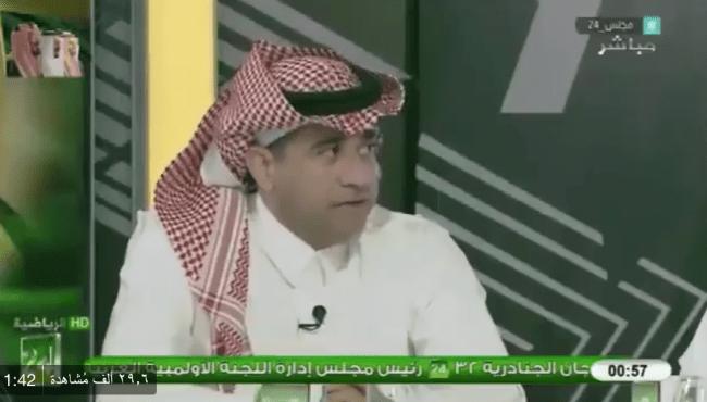 الغامدي: صحيح  الهلال فاز على النصر بـ5 أهداف بس النصر خلال عام واحد فاز على الهلال بـ 12 هدف!