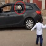 فيديو رائع.. طفل يهنئ رونالدو على طريقته!