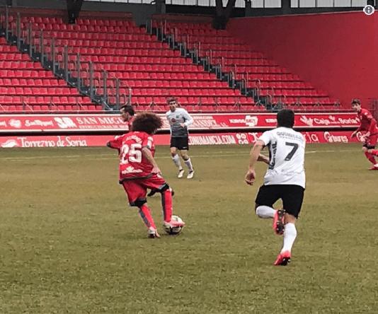 شاهد.. النمر يصنع هدفاً في مباراته الأولى مع نومانسيا وتعليق آل الشيخ على الظهور الأول للاعب مع فريقه!