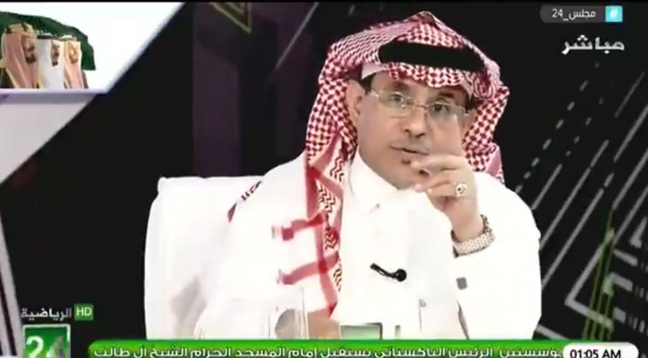 بالفيديو: مساعد العمري: هذا الفريق هو أكثر من استفاد من قرار الحارس الأجنبي!