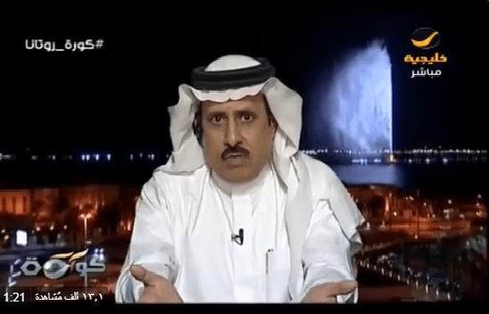 شاهد.. تعليق أحمد الشمراني على مستوى القادسية أمام الهلال!