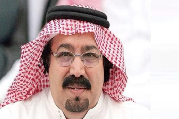 بندر بن محمد يستقيل من رئاسة شرفي الهلال
