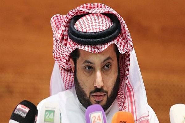 """""""آل الشيخ"""" يكشف سبب قبول استقالة """"الفيصل"""" من رئاسة الأهلي"""