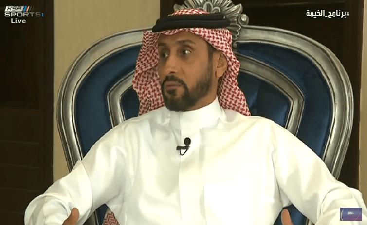 """بالفيديو.. سامي الجابر يكشف عن مصير """"الحبسي"""" مع نادي الهلال!"""