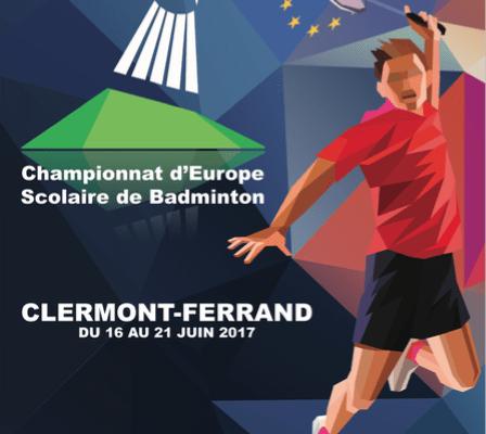 championnat Européen Scolaire de Badminton