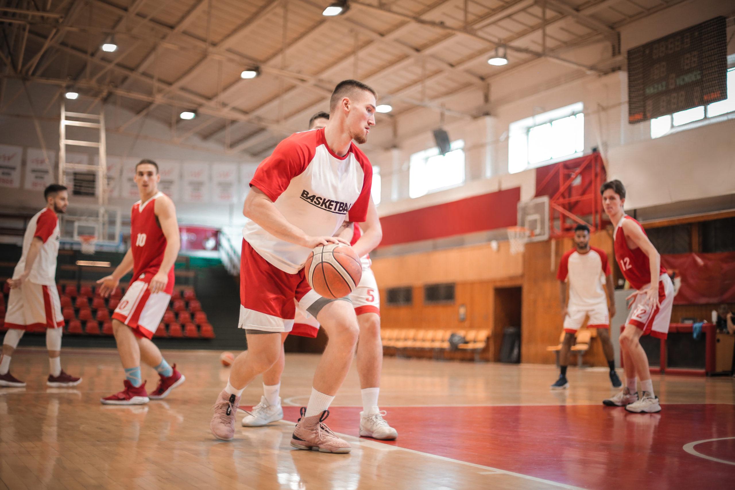athlète professionnel