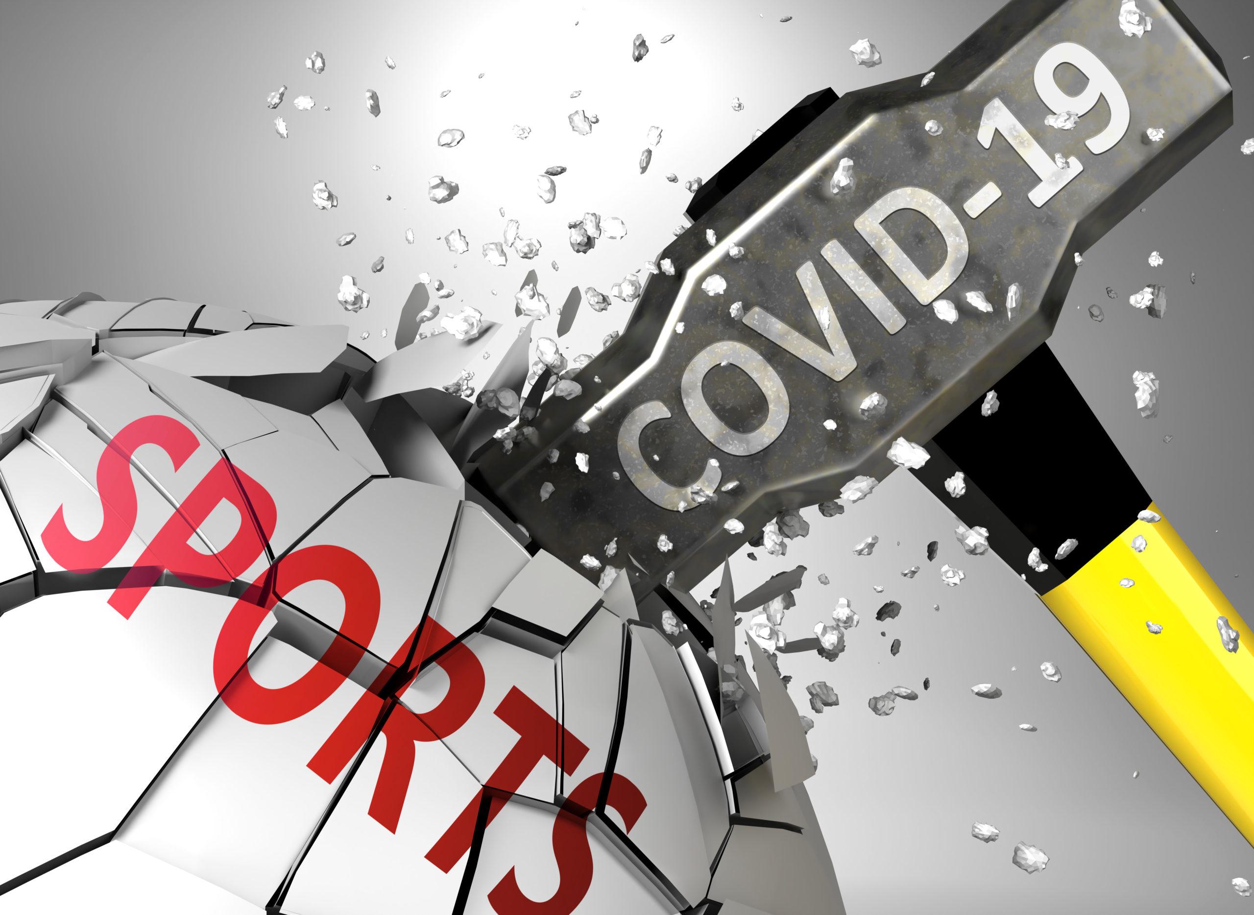 Sport et crise du covid