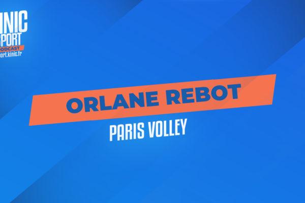 Orlane Rebot du Paris Volley