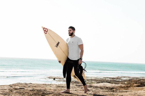 surf et planche de surf