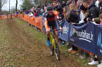 Antoine Benoist echouera au pied du podium chez les espoirs