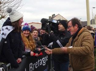 France 3 Ouest et le public