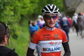 Le vainqueur de l etape 2