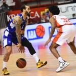 ABA Liga: Borac u Čačku poražen od Budućnosti (72:76)