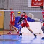 Kup Srbije u odbojci: Vojvodina NS seme – Radnički KG (3:1)