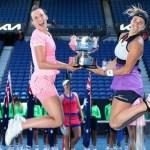 Eliz Mertens i Arina Sabalenka šampionke Australijen opena u dublu!