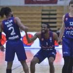 Košarkaši Zvezde deklasirali Krku u Novom Mestu (98:57)