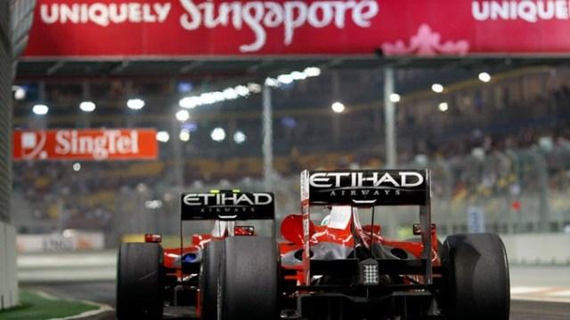 Otkazana trka Formule 1 u Singapuru