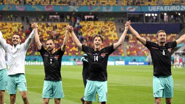Pobeda Austrije protiv Severne Makedonije u Bukureštu (3:1)
