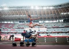 Skokom od sedam metara, Španovićeva izborila finale u Tokiju (VIDEO)