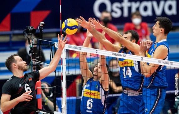 Odbojkaši Italije savladali Nemačku i zakazali duel sa Srbijom u polufinalu EP