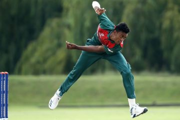 Shoriful Islam's Bangladesh call-up causes much delight but little surprise