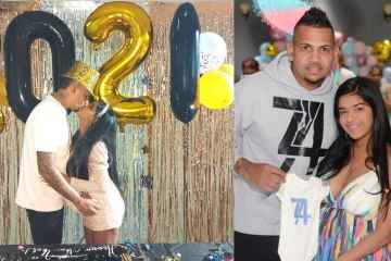 Sunil Narine and wife Anjellia become parents of a baby boy