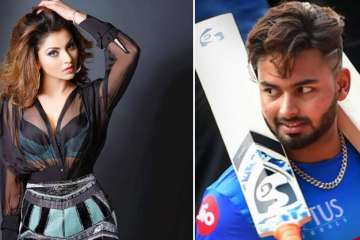 Netizens dig out Urvashi Rautela's link-up rumours with Rishabh Pant after actress denies knowing any cricketer