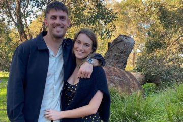 Australian all-rounder Mitchell Marsh gets engaged to his girlfriend Greta Mack
