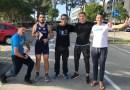 Predstavnici Triatlon kluba Zadar odlični u Poreču