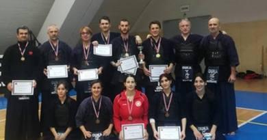 Odlični rezultati Kendo kluba Ouka na PH održanom na Višnjiku