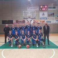 Tri poraza i jedna pobjeda juniora KK Zadar u Italiji