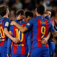 [SPORT - FOOT - LIGUE DES CHAMPIONS] : Le PSG éliminé par le FC Barcelone en 8ème de finale (6-1)