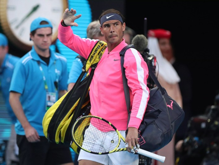 Tennis Roland Garros Nadal Can T Imagine A Sequence Us Open Roland Garros