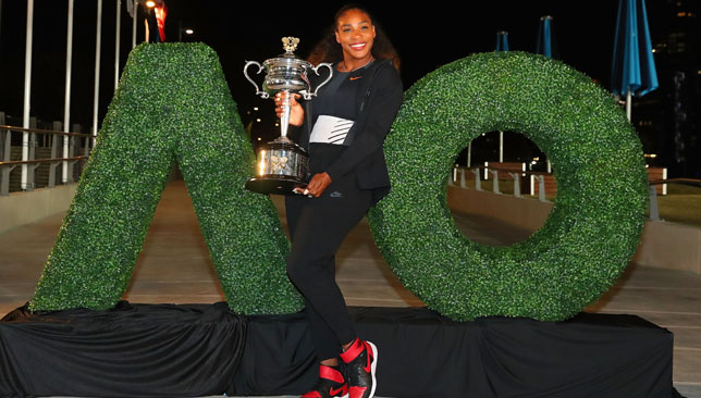 Image result for Serena Williams has entered Australian Open, says tournament director