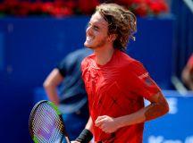 Tennis news: Stefanos Tsitsipas makes first ATP final in ...