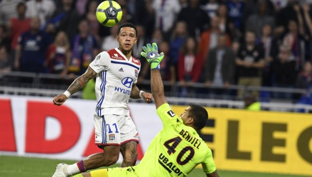 Depay has already started angling for a move away from Lyon.