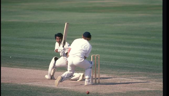 Sunil Gavaskar sweeps